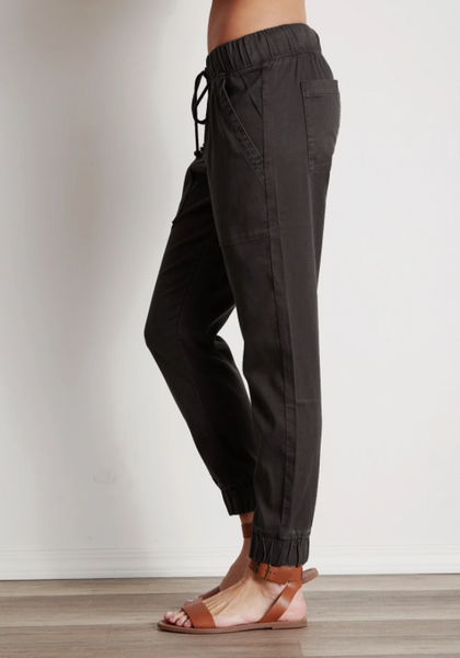Pocket Jogger - Black - Mulberry & Me Chicago Boutique