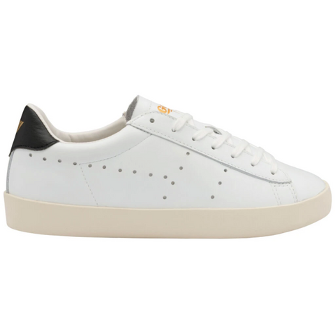 Nova Leather Wht/Blk