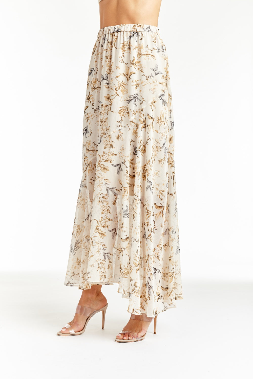 Joslyn Maxi Skirt - Mulberry & Me Chicago Boutique