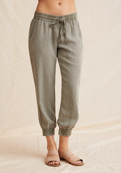 Easy Jogger Pant - Soft Army