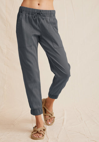 Pocket Jogger - Stone Heather