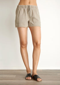 Fray Hem Short - Meadow - Mulberry & Me Chicago Boutique