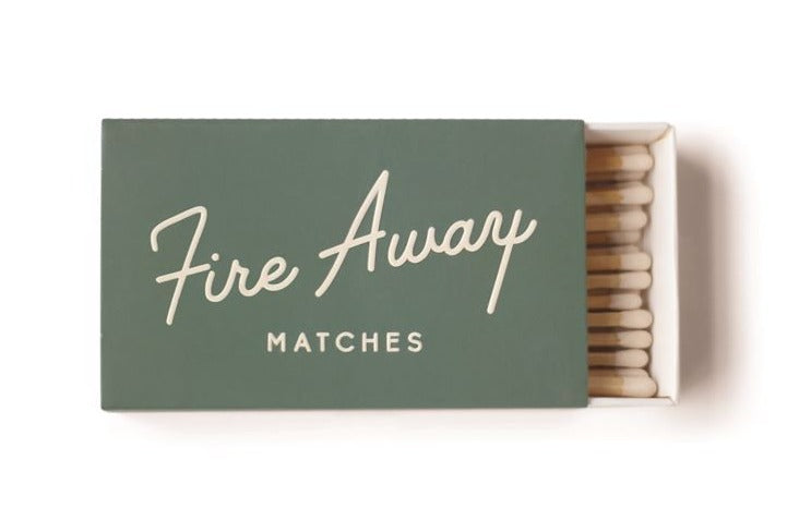 Safety Matches Box - Mulberry & Me Chicago Boutique