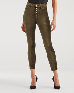 HW Ankle Skinny - Velvet - Mulberry & Me Chicago Boutique