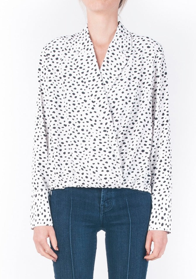 Dolce Shirt - Mulberry & Me Chicago Boutique