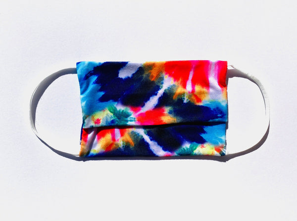 Reusable Tie Dye Face Mask (Non-Surgical)