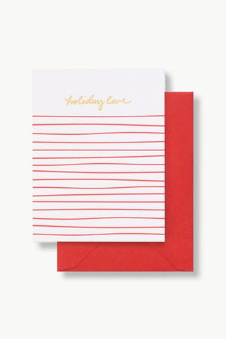 Holiday Love Card