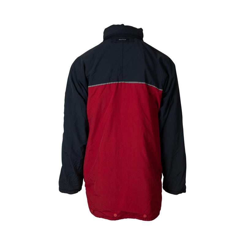 Nautica Zipper Jacket - America's Cup 2003 (XL) - Spike Vintage