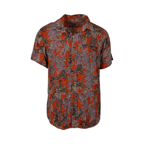 The Holiday Button Up (M-L) - Spike Vintage