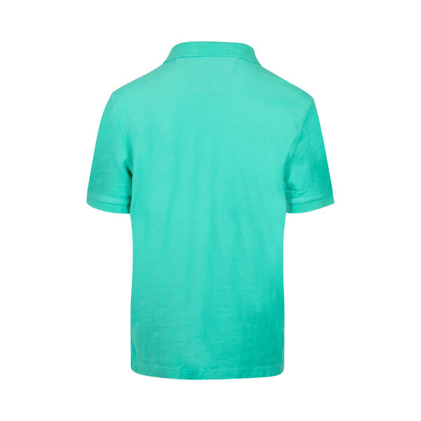Nautica Teal Polo (XL)