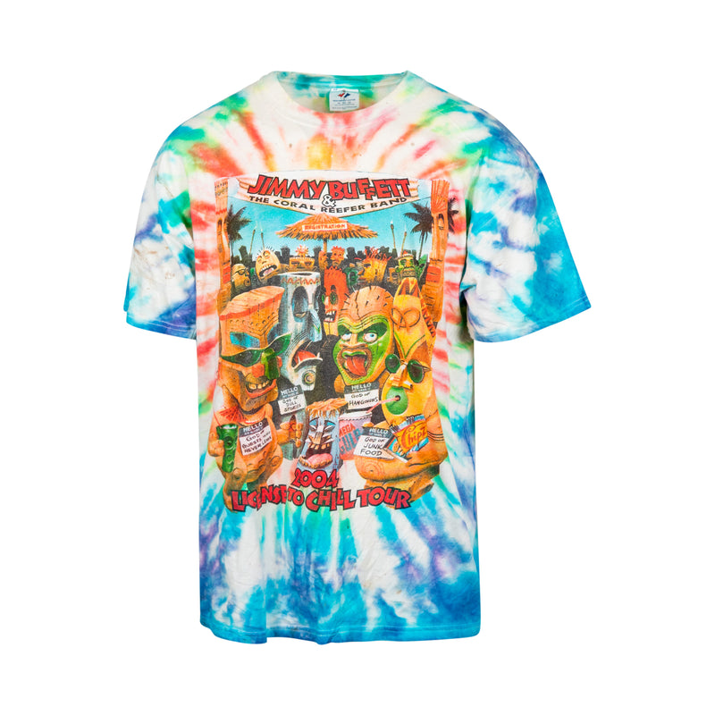 Jimmy Buffett & The Coral Reefer Band Tee (XL) - Spike Vintage