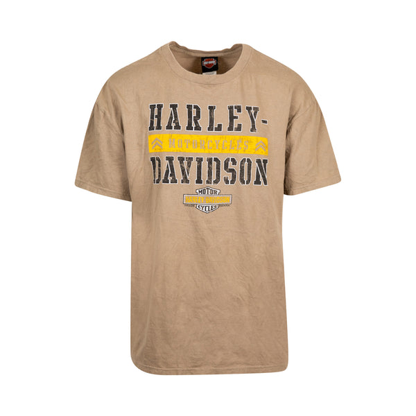 Vintage Harley Davidson South Bend Tee (XL)