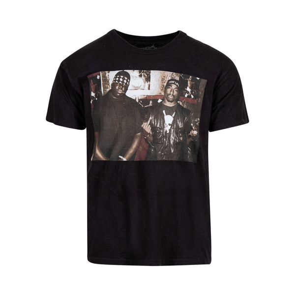 Vintage Biggie and Tupac Tee (S/M)