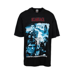 Scarface - The World Is Yours Tee (XXL) - Spike Vintage