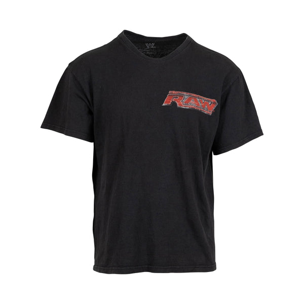 WWE Raw Tee (L) - Spike Vintage