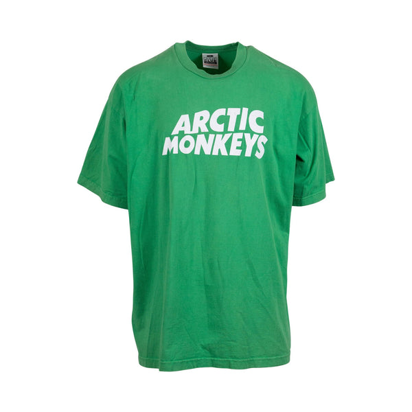 Arctic Monkeys (Green) Tee (XXL) - Spike Vintage