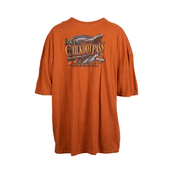 Harley Davidson Chilkoot Pass Tee (5XL) - Spike Vintage