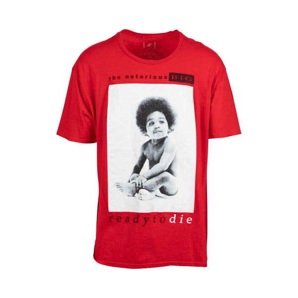 The Notorious BIG (Ready To Die) (XXL) - Spike Vintage