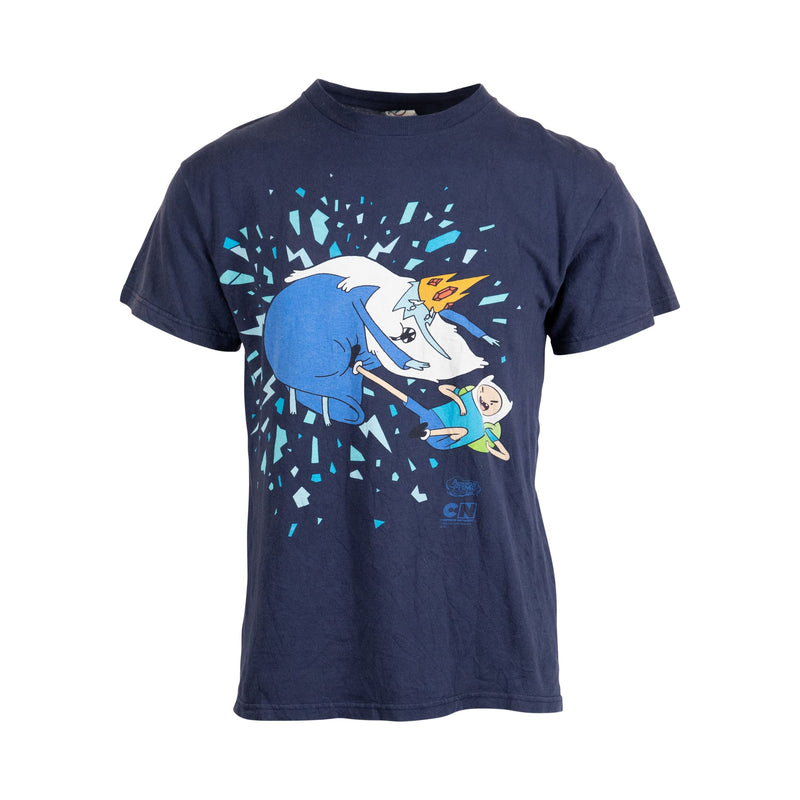 Adventure Time Dweeb and Cool Guy Tee (M) - Spike Vintage