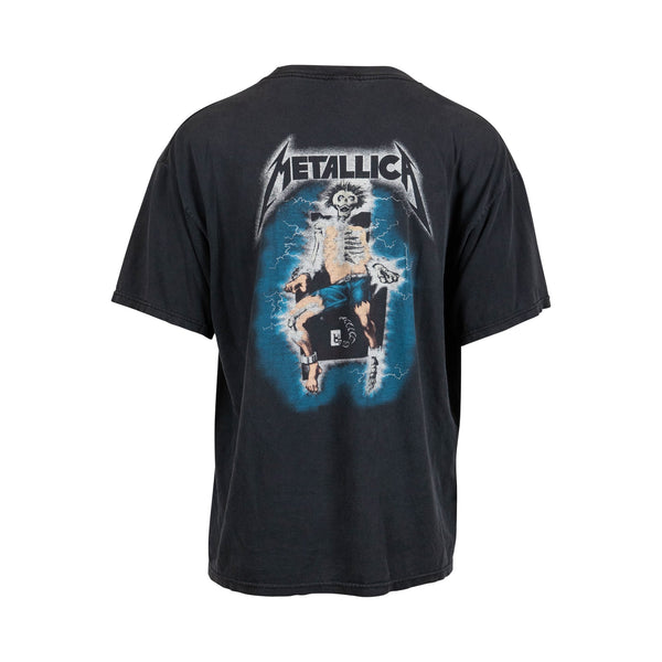Vintage Metallica 'Kill Em All' Tee (XL) - Spike Vintage