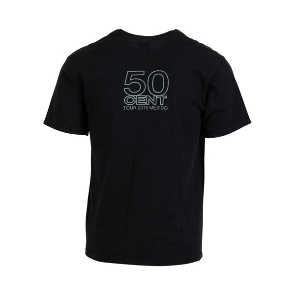50 Cent 2015 Tour Tee (M) - Spike Vintage