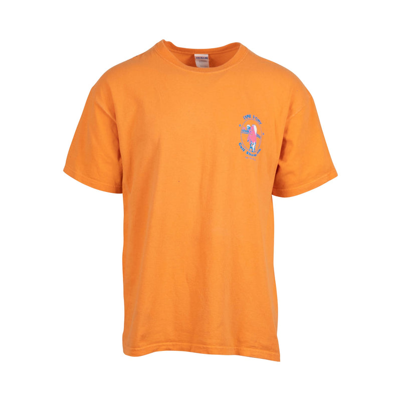 Vintage Pink Pony Gulf Shores Tee (L) - Spike Vintage
