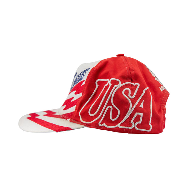 Atlanta Olympic Games (1996) Cap - Spike Vintage