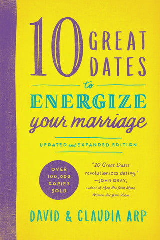 10 Great Dates to Energize Your Marriage - 2016 Edition