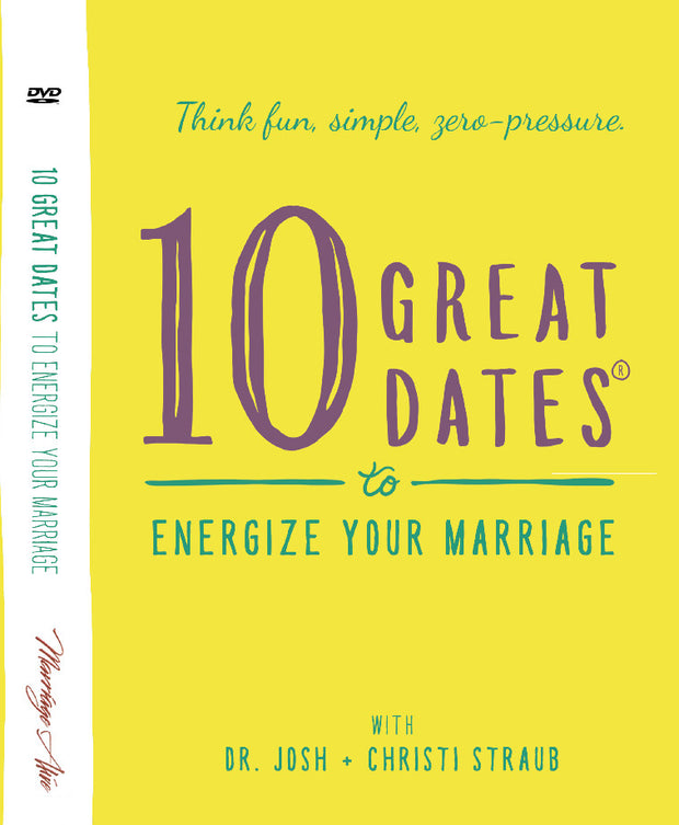 10 Great Dates - Bundle with DVD