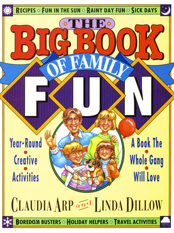 The Big Book of Family Fun ****     (OUT of STOCK)