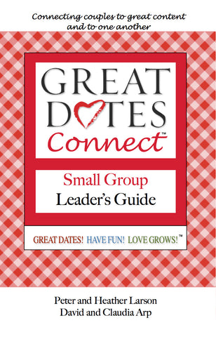 Great Dates Connect Leader's Guide