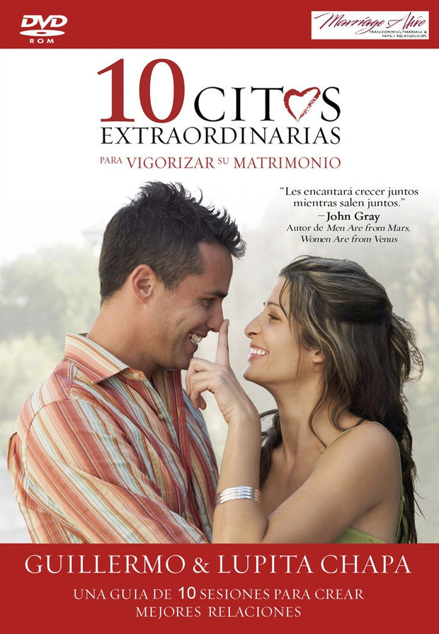 Spanish 10 Great Dates DVD Curriculum