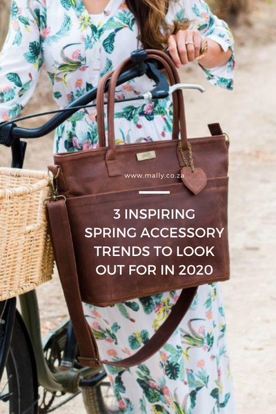 3 Inspiring Spring Accessory Trends To Look Out For In 2020
