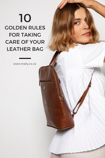 10 Golden Rules For Taking Care of Your Leather Bag