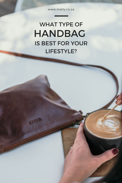 What type of handbag is best for your lifestyle?