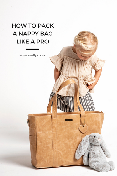 How To Pack a Baby Bag Like a Pro