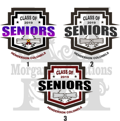 Graduation Pack 5 - Decal/Heat Transfer