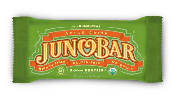 JunoBar Apple Crisp (12 Bars)