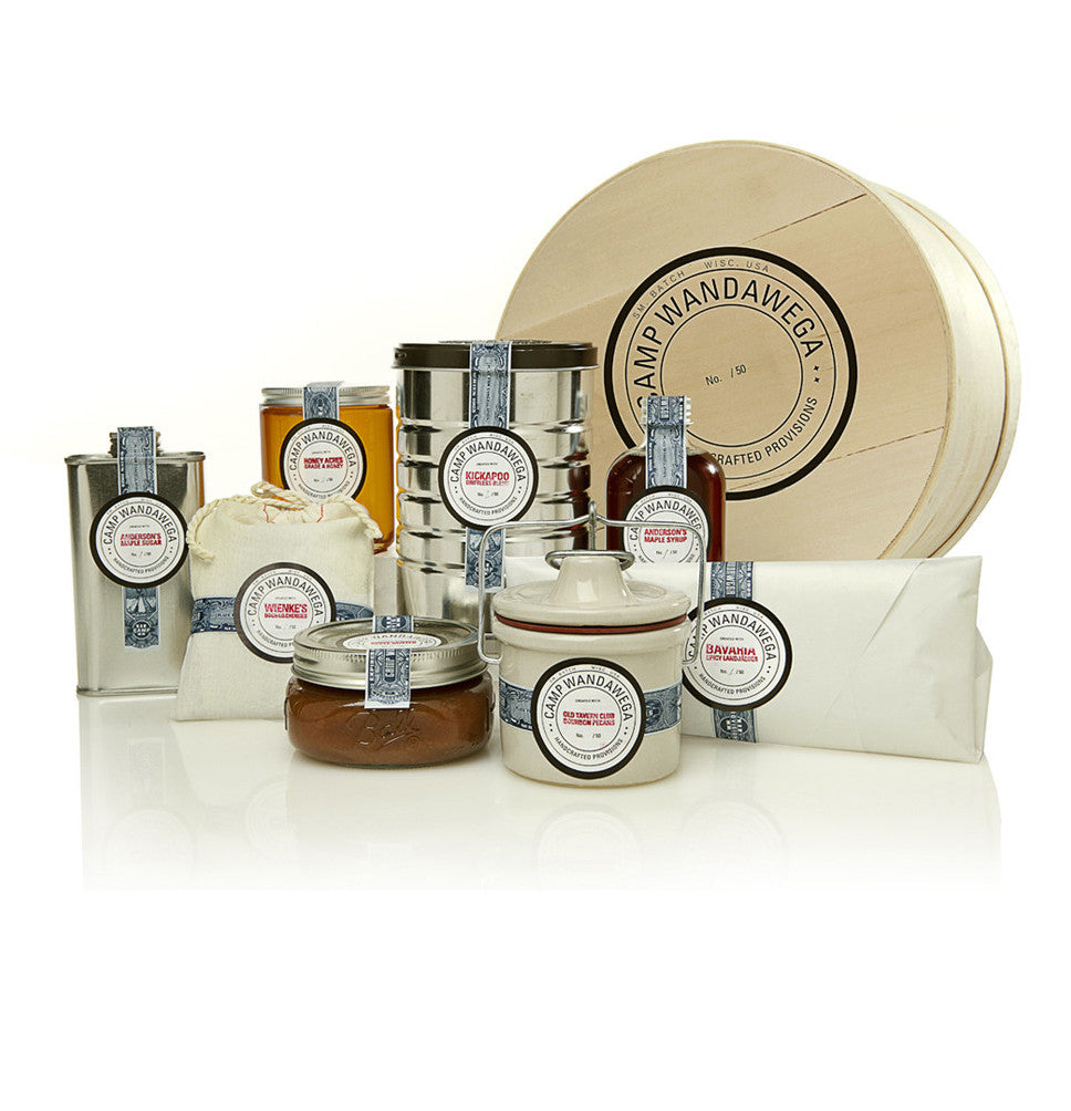 Limited Edition Provisions Custom Gift Box - complete set of all products