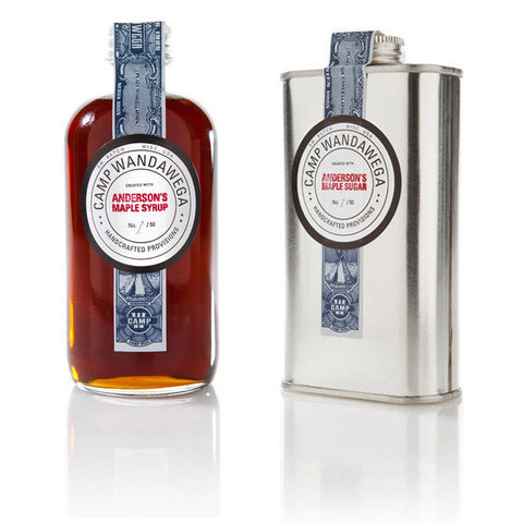 Maple Syrup & Maple Sugar - Crafted by Anderson's