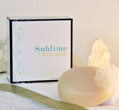 SUBLIME moisturizing BODY bar