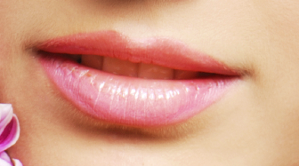 Lip Plumping Healthy pink Gloss