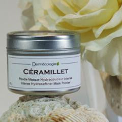 CERAMILLET anti-milium, hydrating mask, anti-cellulite