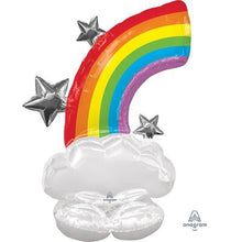 "Load image into Gallery viewer, Balloons - 52"" Rainbow Airloonz"