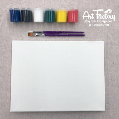 To Go Kits - Blank Canvas