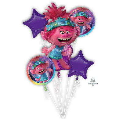 Balloon Bouquet - Trolls World Tour
