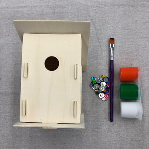 To Go Kits - Build a Birdhouse