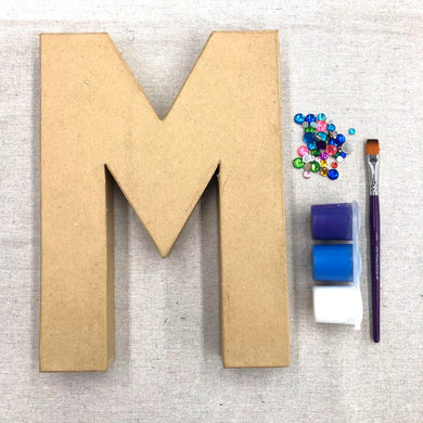 To Go Kits - 3D Letter