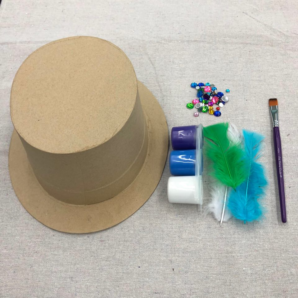 To Go Kits - Top Hat Kit