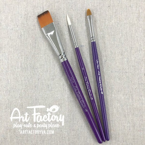 Art Factory Brushes (set of 3)